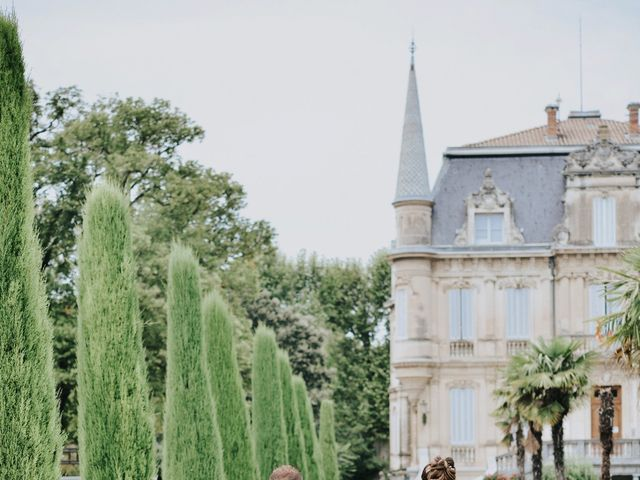Le mariage de Jérémy et Sandy à Courthézon, Vaucluse 14