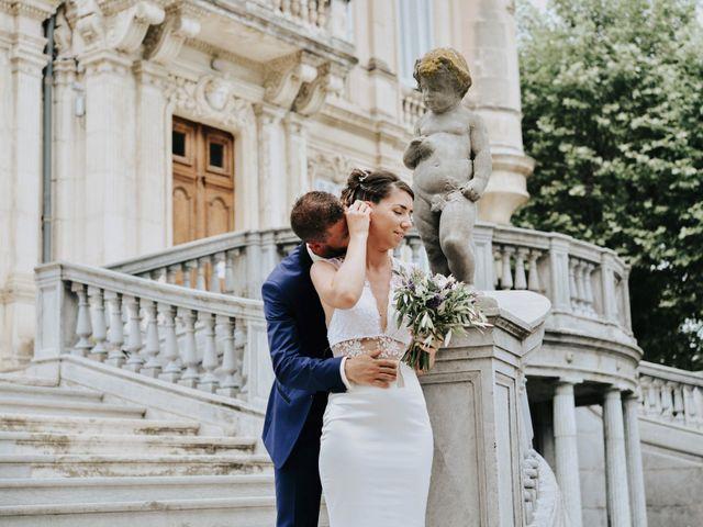 Le mariage de Jérémy et Sandy à Courthézon, Vaucluse 20