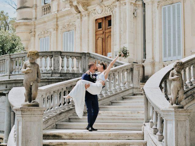 Le mariage de Jérémy et Sandy à Courthézon, Vaucluse 25