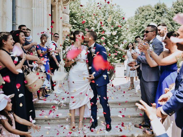 Le mariage de Jérémy et Sandy à Courthézon, Vaucluse 31