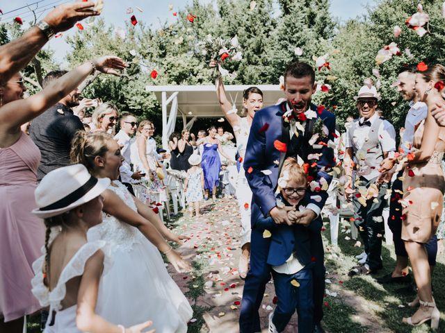 Le mariage de Jérémy et Sandy à Courthézon, Vaucluse 37