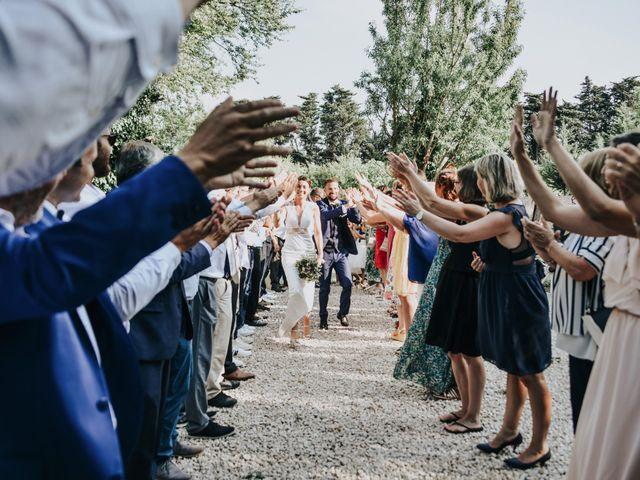 Le mariage de Jérémy et Sandy à Courthézon, Vaucluse 39