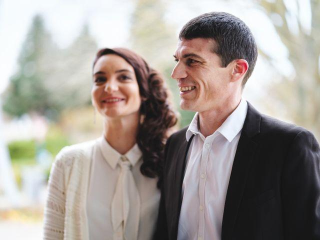 Le mariage de Léonard et Léa à Merey, Eure 3