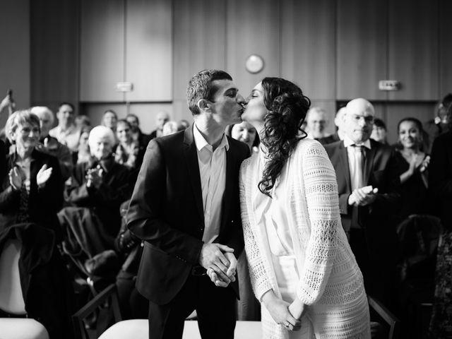 Le mariage de Léonard et Léa à Merey, Eure 5