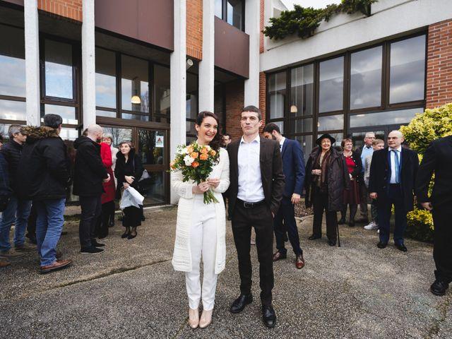 Le mariage de Léonard et Léa à Merey, Eure 7