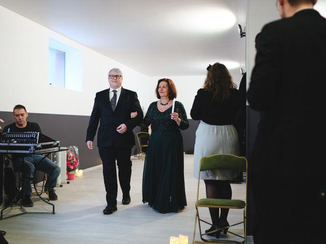 Le mariage de Léonard et Léa à Merey, Eure 16