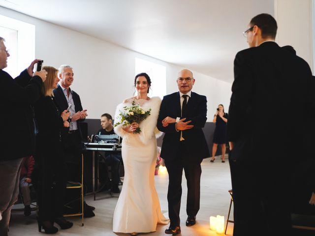 Le mariage de Léonard et Léa à Merey, Eure 17