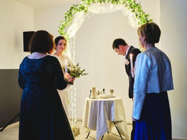 Le mariage de Léonard et Léa à Merey, Eure 19