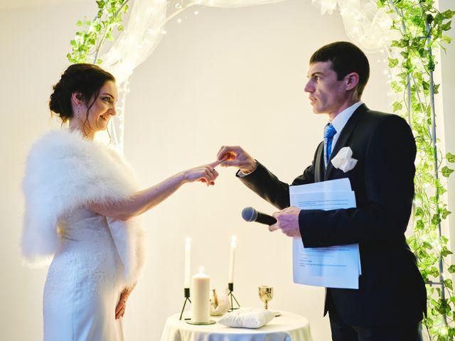 Le mariage de Léonard et Léa à Merey, Eure 22
