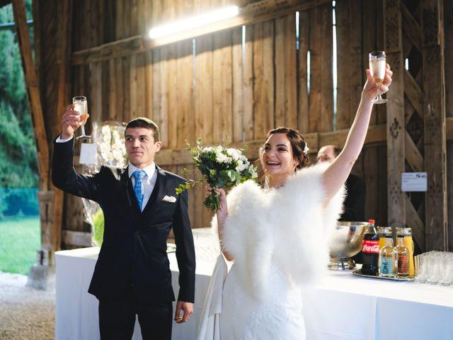 Le mariage de Léonard et Léa à Merey, Eure 27