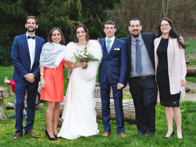 Le mariage de Léonard et Léa à Merey, Eure 28