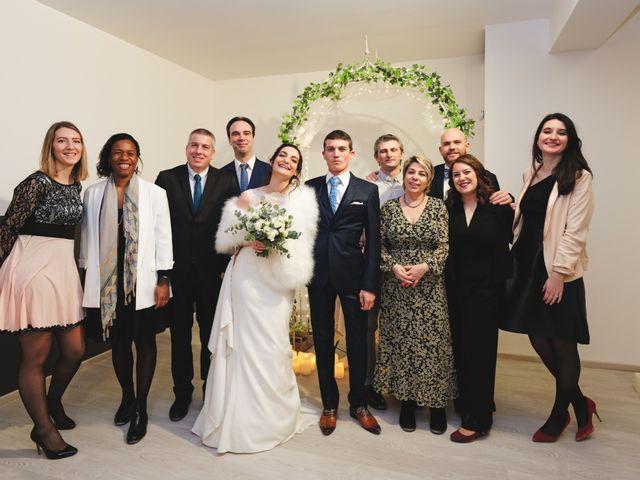 Le mariage de Léonard et Léa à Merey, Eure 36