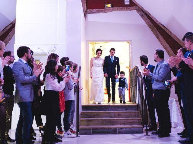 Le mariage de Léonard et Léa à Merey, Eure 44