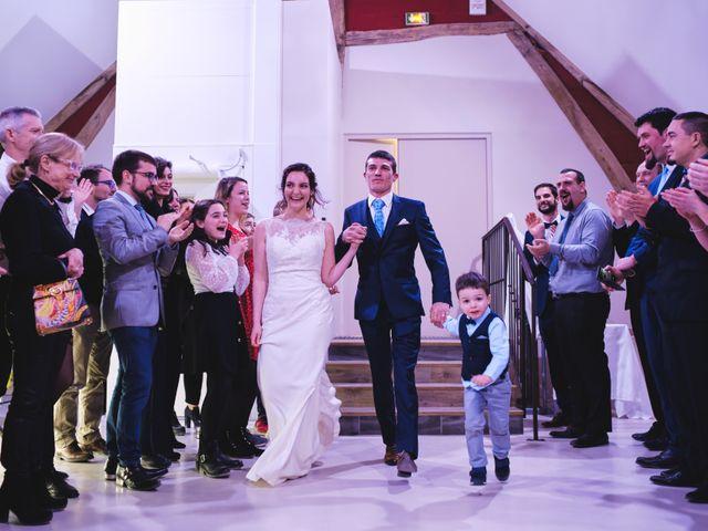 Le mariage de Léonard et Léa à Merey, Eure 45