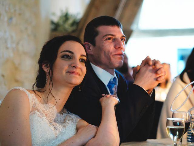 Le mariage de Léonard et Léa à Merey, Eure 1