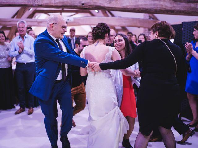 Le mariage de Léonard et Léa à Merey, Eure 52