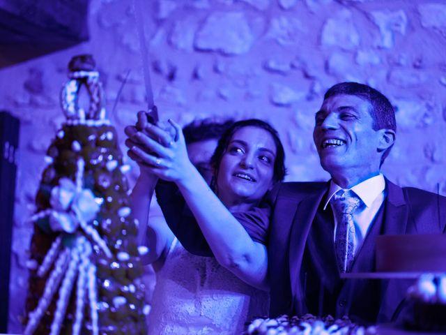 Le mariage de Léonard et Léa à Merey, Eure 57