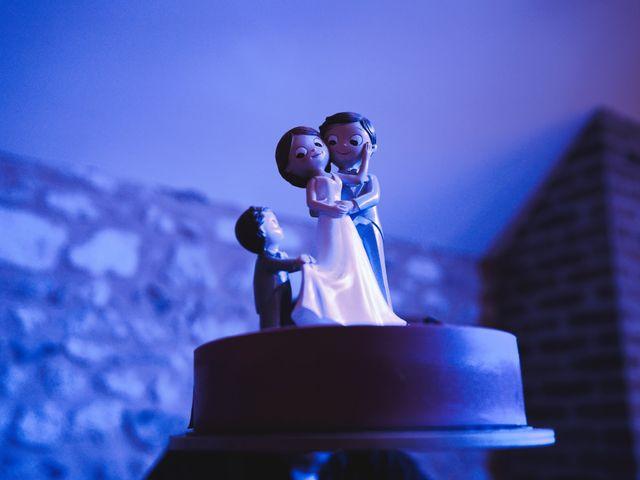 Le mariage de Léonard et Léa à Merey, Eure 59