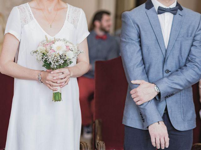 Le mariage de Alexandre et Tiffany à Montmort Lucy, Marne 5