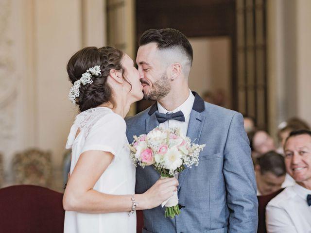 Le mariage de Alexandre et Tiffany à Montmort Lucy, Marne 6