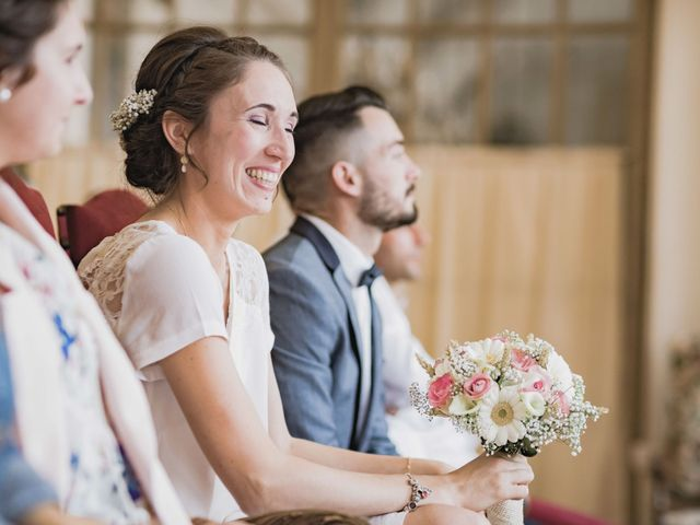 Le mariage de Alexandre et Tiffany à Montmort Lucy, Marne 8