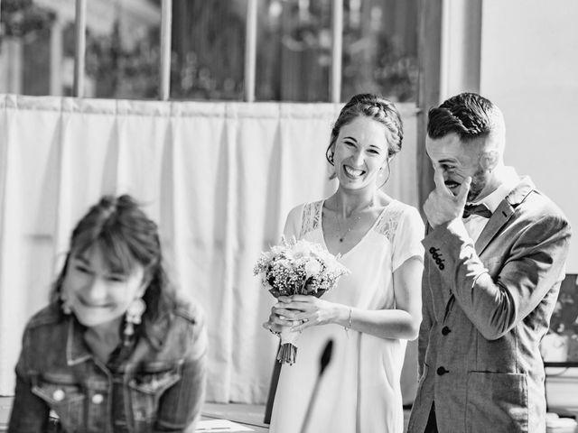 Le mariage de Alexandre et Tiffany à Montmort Lucy, Marne 9