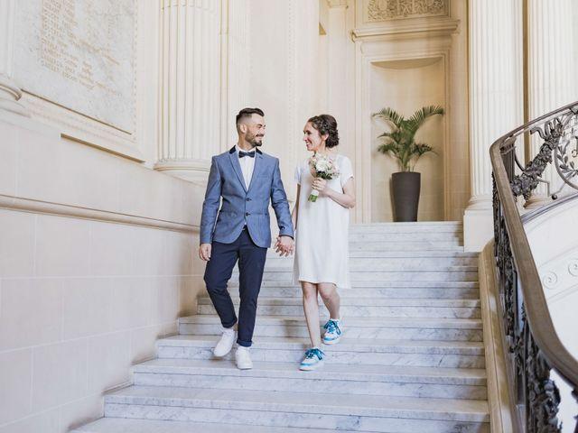 Le mariage de Alexandre et Tiffany à Montmort Lucy, Marne 10