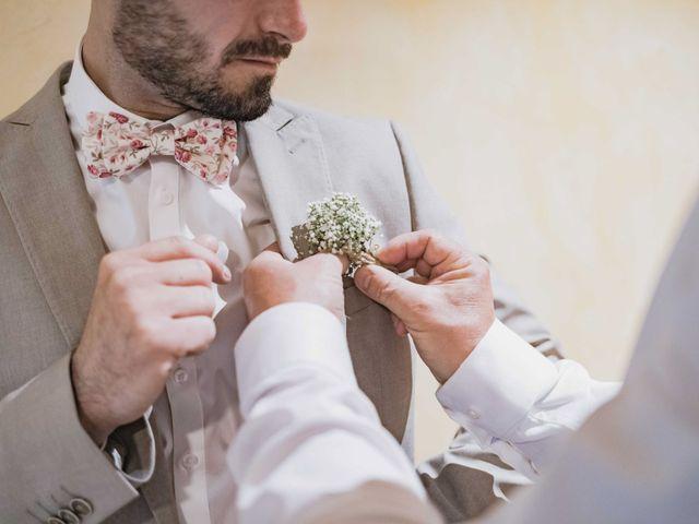 Le mariage de Alexandre et Tiffany à Montmort Lucy, Marne 13