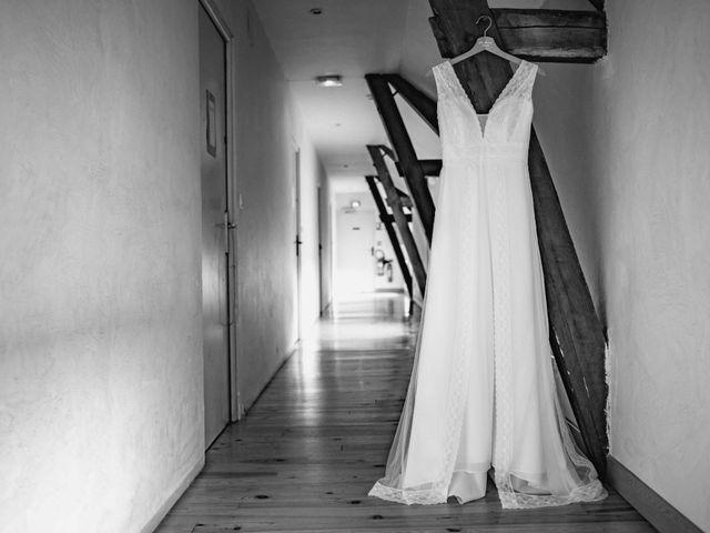 Le mariage de Alexandre et Tiffany à Montmort Lucy, Marne 15