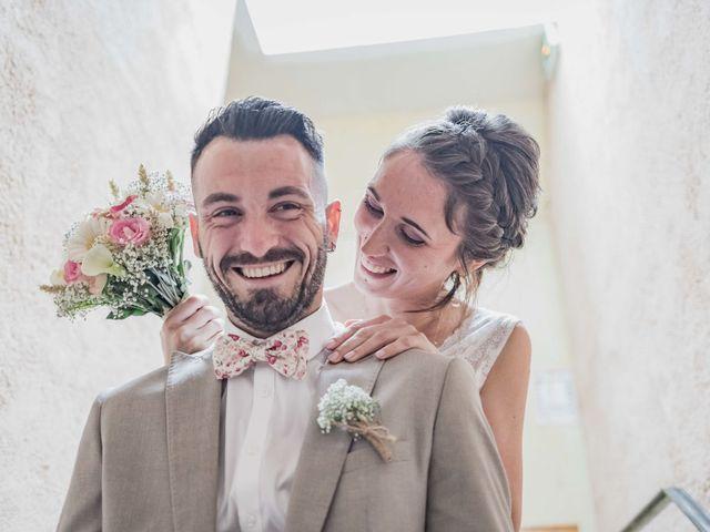 Le mariage de Alexandre et Tiffany à Montmort Lucy, Marne 16