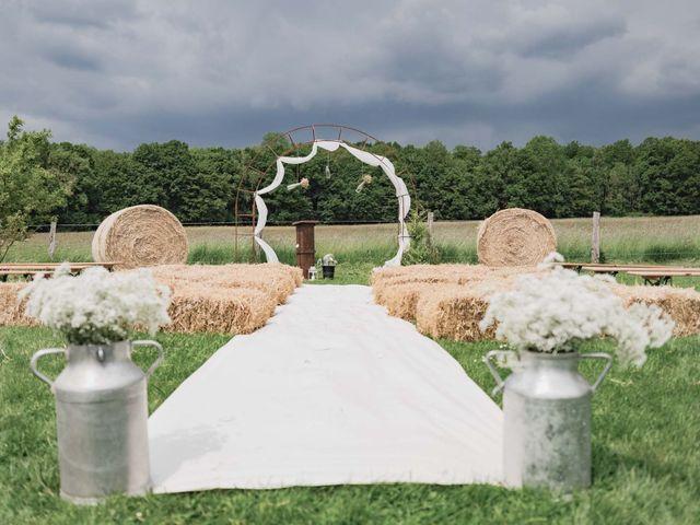 Le mariage de Alexandre et Tiffany à Montmort Lucy, Marne 18