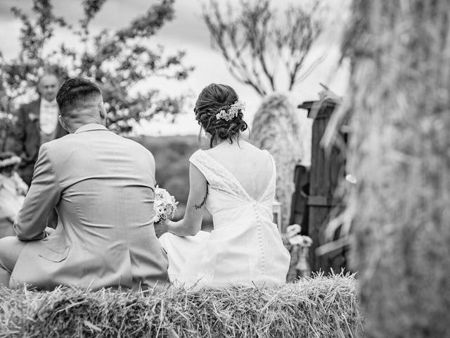Le mariage de Alexandre et Tiffany à Montmort Lucy, Marne 20