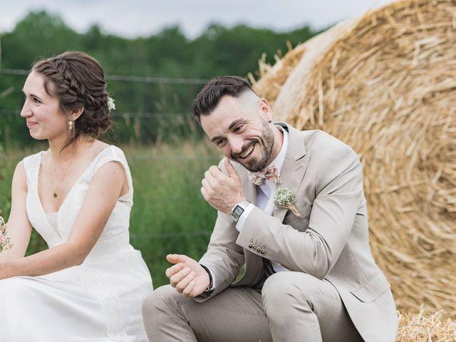 Le mariage de Alexandre et Tiffany à Montmort Lucy, Marne 21