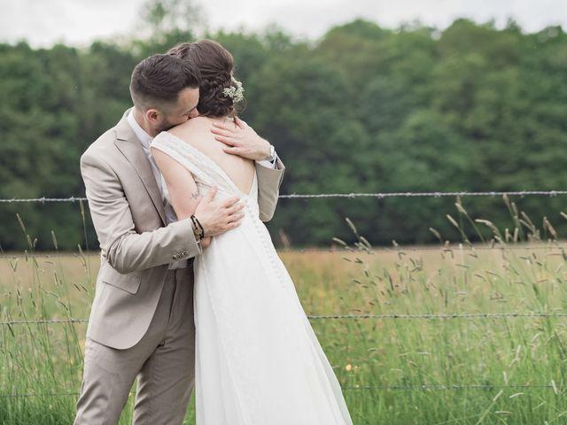 Le mariage de Alexandre et Tiffany à Montmort Lucy, Marne 23
