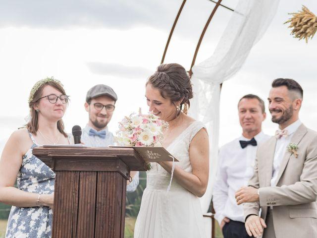Le mariage de Alexandre et Tiffany à Montmort Lucy, Marne 24