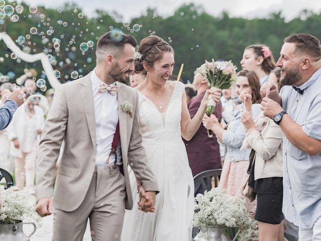 Le mariage de Alexandre et Tiffany à Montmort Lucy, Marne 25