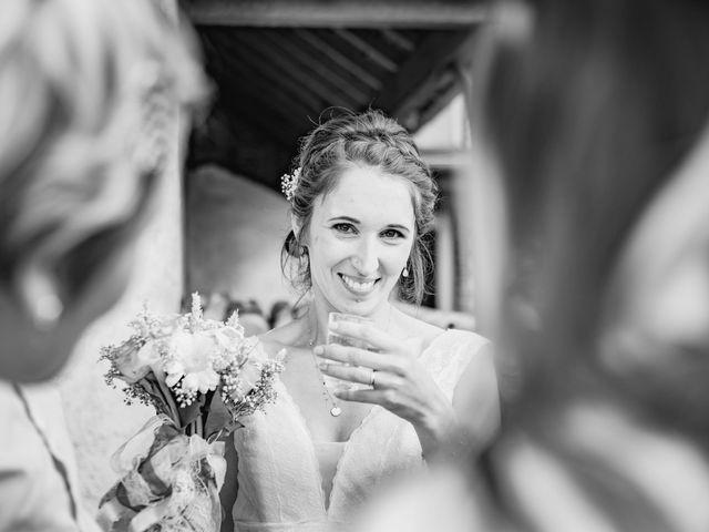 Le mariage de Alexandre et Tiffany à Montmort Lucy, Marne 27