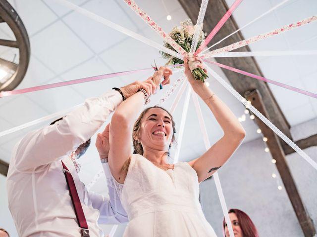 Le mariage de Alexandre et Tiffany à Montmort Lucy, Marne 28