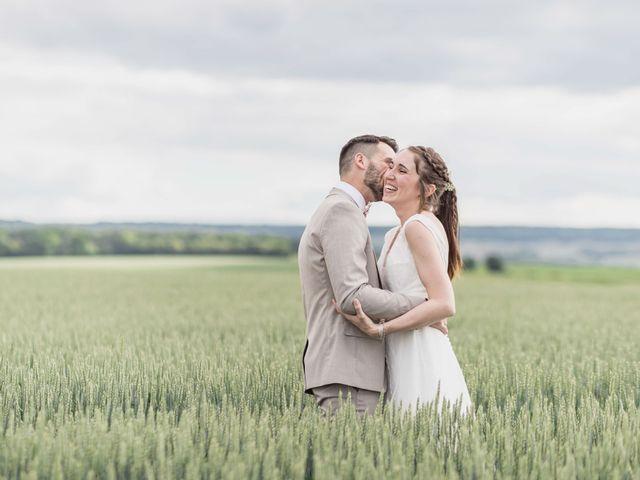 Le mariage de Tiffany et Alexandre