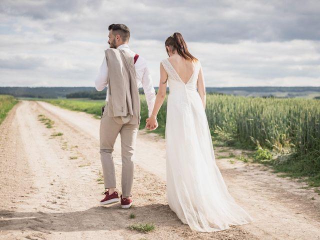Le mariage de Alexandre et Tiffany à Montmort Lucy, Marne 30