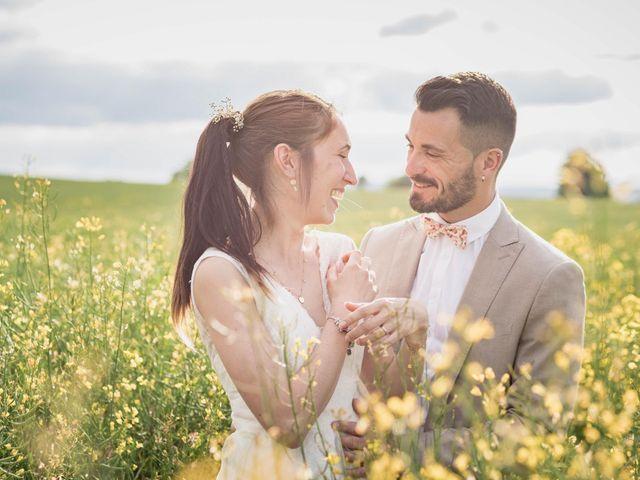 Le mariage de Alexandre et Tiffany à Montmort Lucy, Marne 32