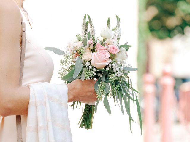 Le mariage de Guilhem et Laura à Taradeau, Var 45