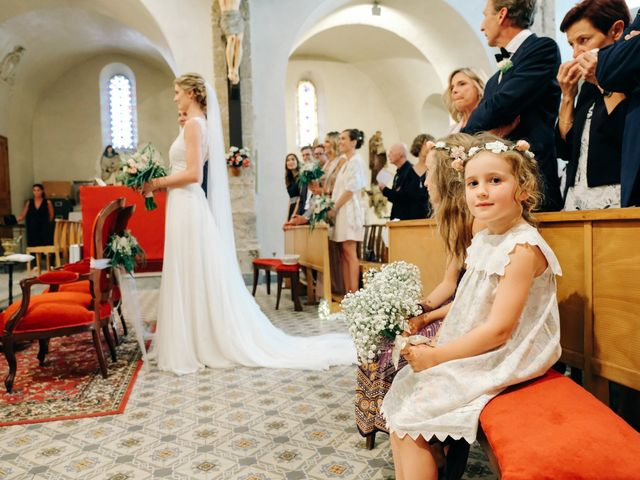 Le mariage de Guilhem et Laura à Taradeau, Var 54