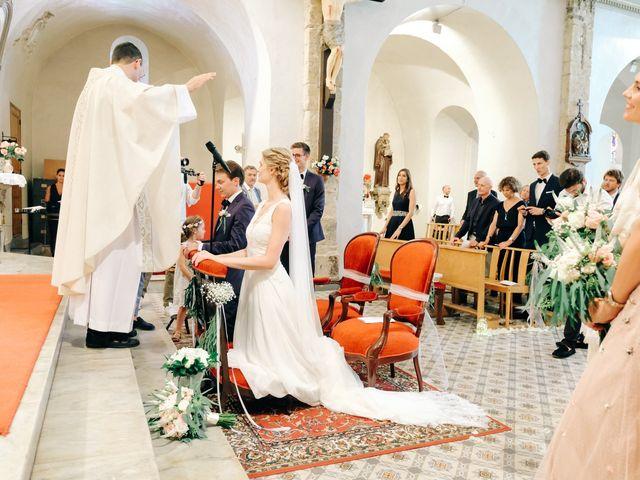 Le mariage de Guilhem et Laura à Taradeau, Var 66