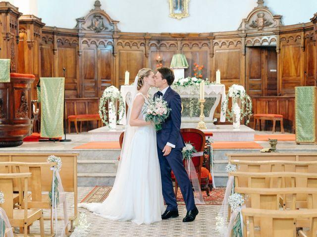 Le mariage de Guilhem et Laura à Taradeau, Var 69