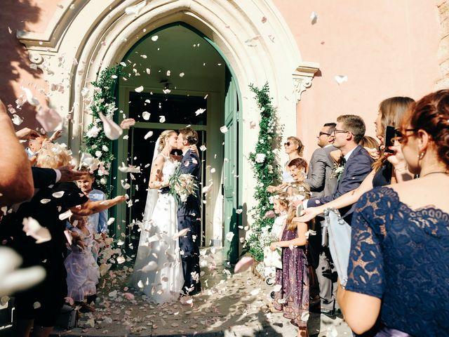 Le mariage de Guilhem et Laura à Taradeau, Var 72