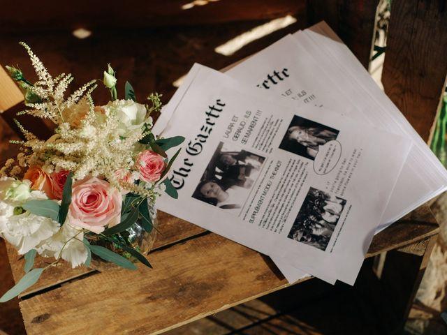 Le mariage de Guilhem et Laura à Taradeau, Var 75