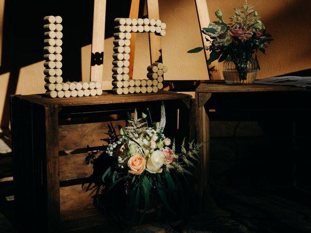 Le mariage de Guilhem et Laura à Taradeau, Var 77