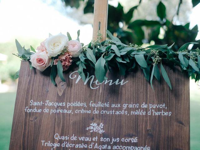 Le mariage de Guilhem et Laura à Taradeau, Var 78