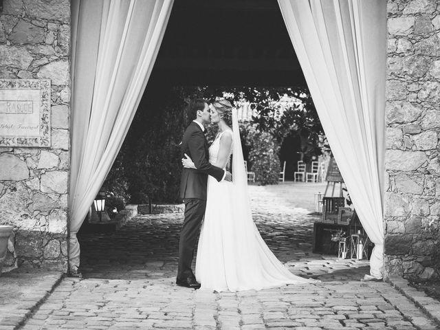 Le mariage de Guilhem et Laura à Taradeau, Var 90